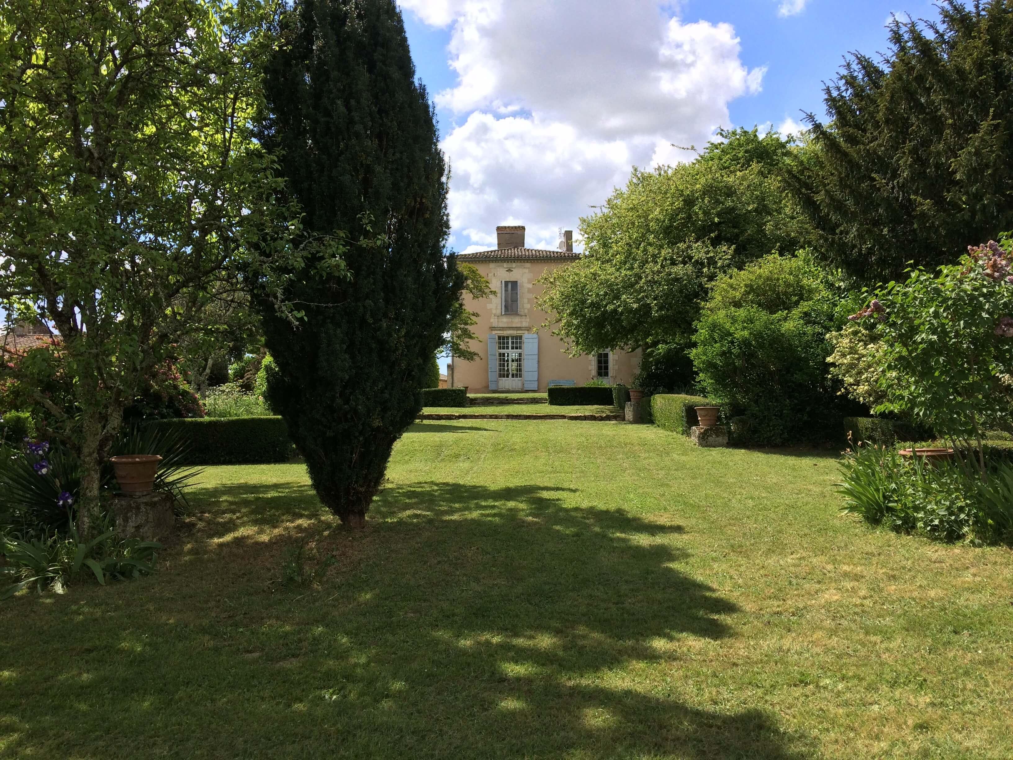 Château Rousset | Parc